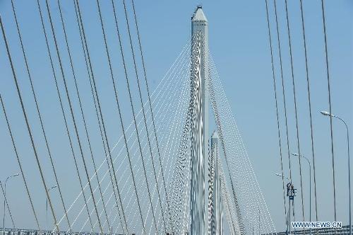 Jiaxing-Shaoxing Sea-crossing Bridge 4
