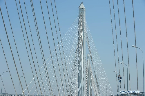 Jiaxing-Shaoxing Sea-crossing Bridge 4