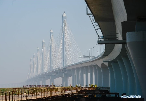 Jiaxing-Shaoxing Sea-crossing Bridge