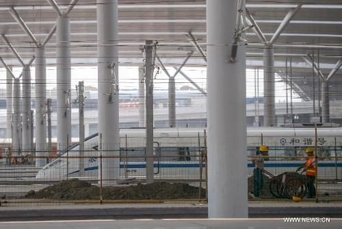 Nanjing-Hangzhou-Ningbo high-speed rail lines begin trial operations5