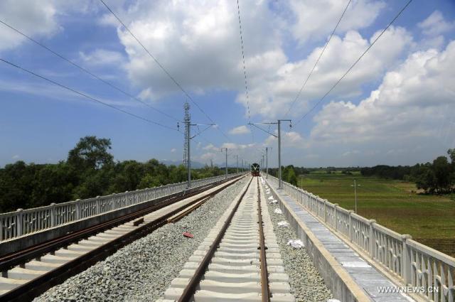 xiashen-shenzen Railway