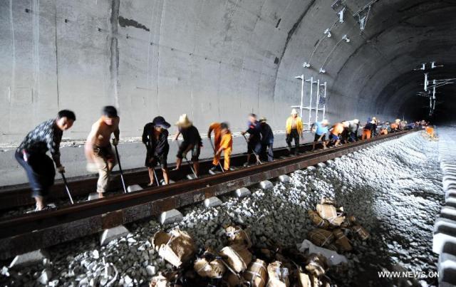 xiashen-shenzen Railway1