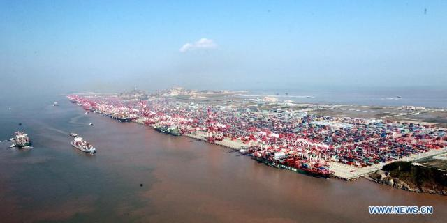 yangshan port3