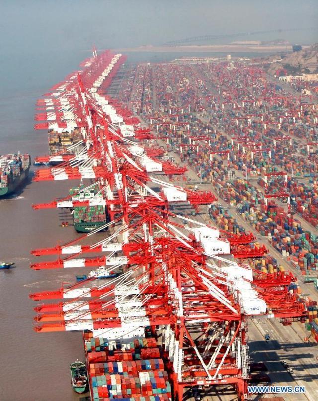 yangshan port4
