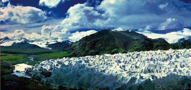 tanggula glacier