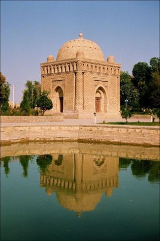 bukhara-mausoleo-ismail-samani
