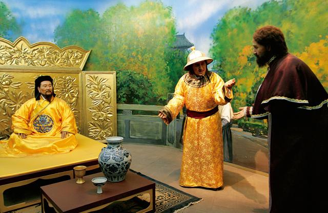 kubilai khan yuan