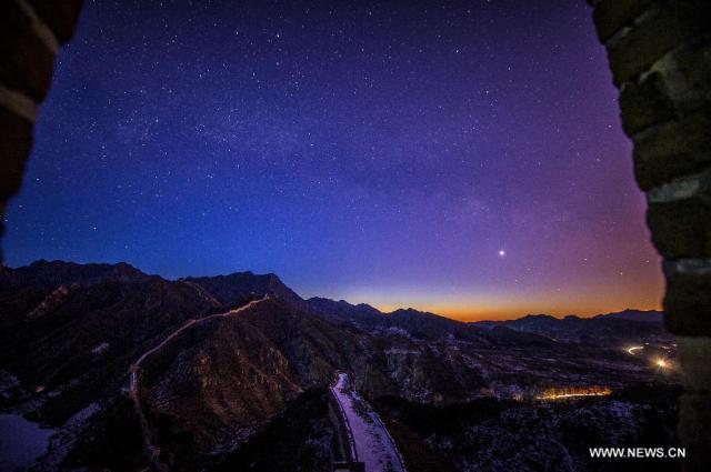huanghuacheng lakeside great wall2