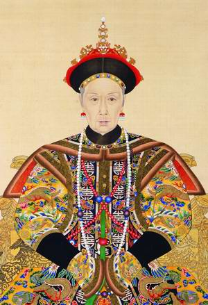 The_Imperial_Portrait_of_the_Ci-Xi_Imperial_Dowager_Empress