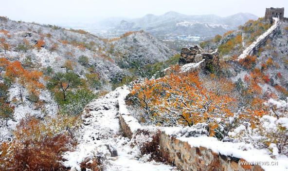 Hefangkou section of the Great Wall in Huairou District of Beijing4