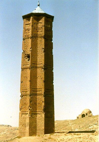 Ghazni-Minaret