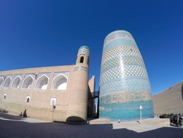 khiva minareto kalta minor