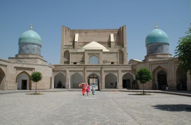 Medrese_Barak_Chan,_Toshkent,_Uzbekistan_11.05.2014