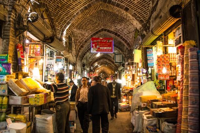 tabriz bazar