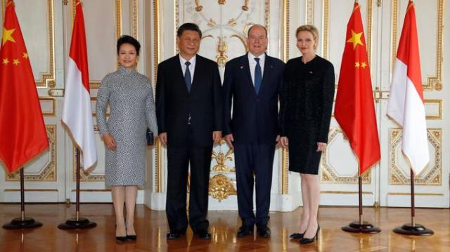 MONACO-CHINA-EU-DIPLOMACY-POLITICS-TRADE