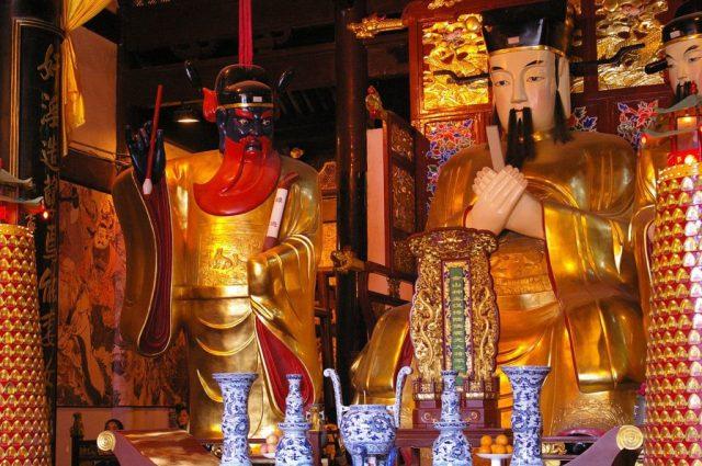 City-God-Temple