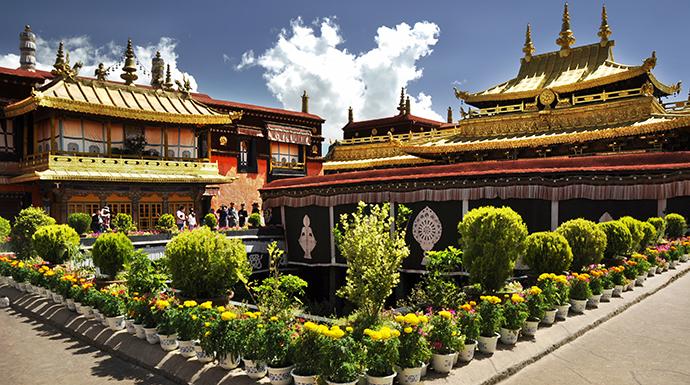Jokhang-Temple