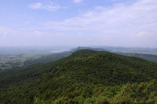 maxiong mountain